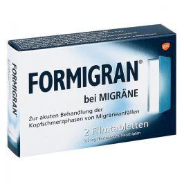 Formigran tabletki powlekane 2,5 mg