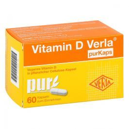 Vitamin D Verla purKaps