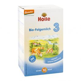 Holle Bio mleko dla niemowląt 3