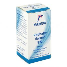 Weleda Kephalodoron 5% tabletki Medycyna naturalna