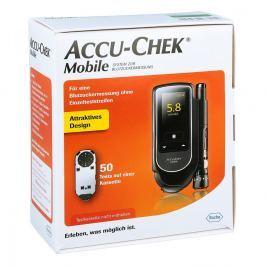 Accu Chek Mobile Set mmol/l Iii Sprzęt medyczny