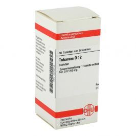 Tabacum D 12 Tabl. Medycyna naturalna