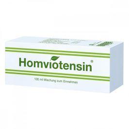 Homviotensin Tropfen Medycyna naturalna