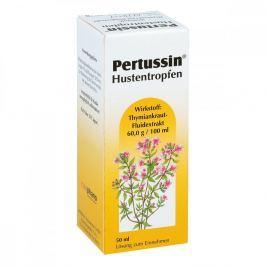 Pertussin Hustentropfen Przeziębienie i grypa