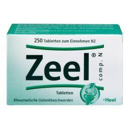 Zeel compositus N, tabletki  Medycyna naturalna