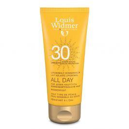 Louis Widmer All Day mleczko ochronne UV30, lekko perfum