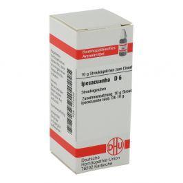 Ipecacuanha D 6 Globuli Medycyna naturalna