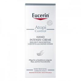 Eucerin Atopicontrol krem do rąk skóra sucha i atopowa