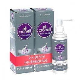 Ell-cranell re-balance Roztwór regenerujący dla mężczyzn na 12 t