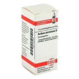 Acidum Picrinicum D 12 Globuli Medycyna naturalna