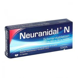 Neuranidal N Tabl. Przeziębienie i grypa
