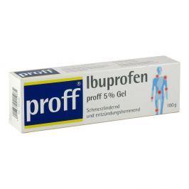 Ibuprofen proff 5% Gel Mięśnie i stawy