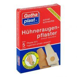 Gothaplast Cornmed 2cmx6cm plaster na odciski Apteczki i materiały opatrunkowe