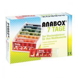 Anabox 7 Tage Regenbogen