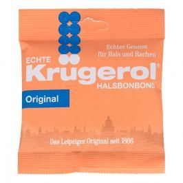Kruegerol cukierki na gardło