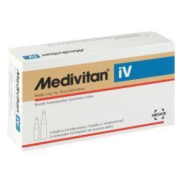 Medivitan iV roztwór do wstrzykiwań ampułki Witaminy, minerały, suplementy diety