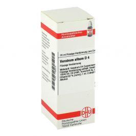 Veratrum Album D 4 Dil. Medycyna naturalna