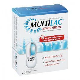 Multilac Synbiotikum magensaftresistente Kapseln Żołądek i jelita