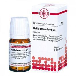 Hekla lava e lava D 4 Tabletten Medycyna naturalna