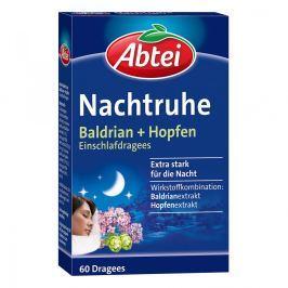 Abtei Nachtruhe Baldrian+hopfen Einschlafdragees