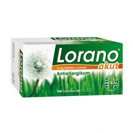Lorano tabletki na alergię