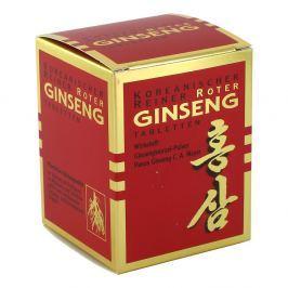 Roter Ginseng 300 mg czerwony żeńszeń tabletki