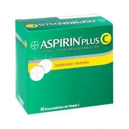 Aspirin Plus C tabletki musujące  Środki przeciwbólowe