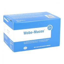 Wobe-Mucos tabletki dojelitowe Żołądek i jelita