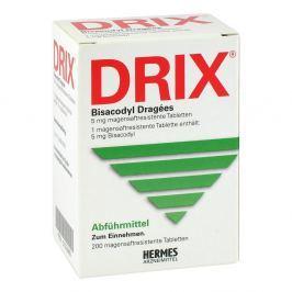 Drix Bisacodyl Drag. Żołądek i jelita