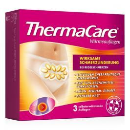 Thermacare plaster rozgrzewający na ból menstruacyjny  Mięśnie i stawy