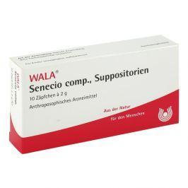 Senecio Comp. Suppos. Medycyna naturalna