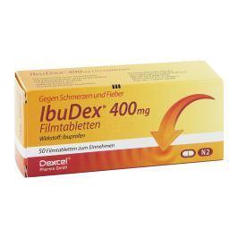 Ibudex 400 mg Filmtabletten Przeziębienie i grypa