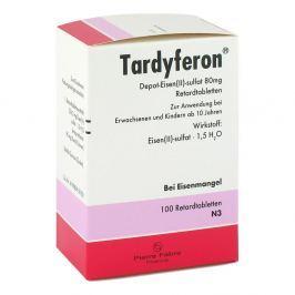 Tardyferon siraczan (II) żelaza 80mg