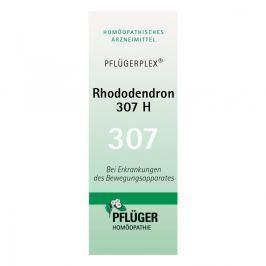 Pfluegerplex Rhododendron 307 H Tabl. Medycyna naturalna