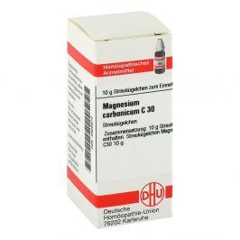 Magnesium Carbonicum C 30 Globuli Medycyna naturalna