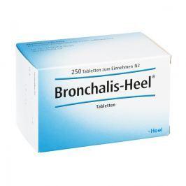 Bronchalis Heel tabletki Przeziębienie i grypa