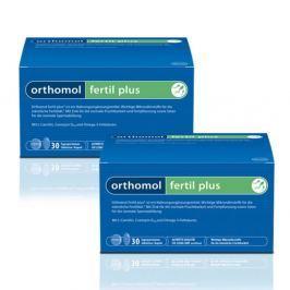 Orthomol Fertil Plus kapsułki+tabletki Witaminy, minerały, suplementy diety