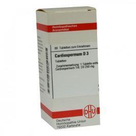 Cardiospermum D 3 Tabl.