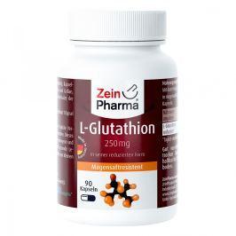 L-glutathion reduziert Kapseln 250 mg Witaminy, minerały, suplementy diety