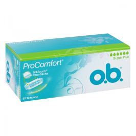 O.b. Tampons Procomfort super plus