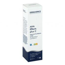 Dermasence AHA Effects+wiatmina C preparat ochronny do twarzy