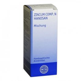Zincum Comp. N Hanosan fluessig Medycyna naturalna