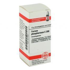 Ferrum Phos. C 200 Globuli Medycyna naturalna