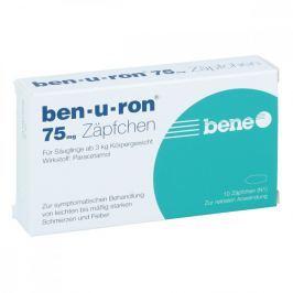 Ben U Ron 75 mg Suppos. Przeziębienie i grypa