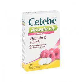 Cetebe Abwehr Fit tabletki do ssania Przeziębienie i grypa