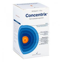 Concentrix kapsułki