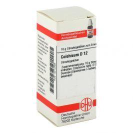 Colchicum D 12 Globuli Medycyna naturalna