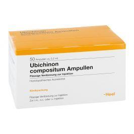 Ubichinon compositus ampułki  Medycyna naturalna