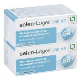 Selen Loges 200 Ne Tabletten