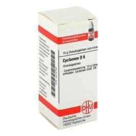 Cyclamen D 6 Globuli Medycyna naturalna